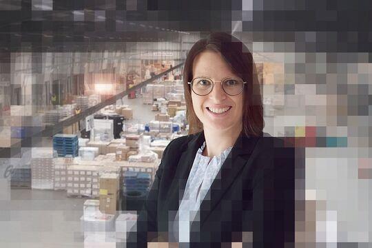 VTL-Geschäftsführerin Johanna Birkhan