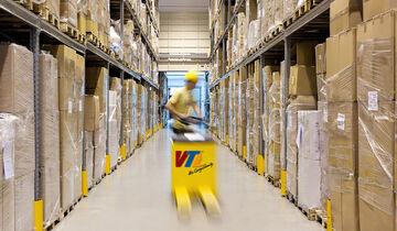 VTL steigt ins Warehousing ein.