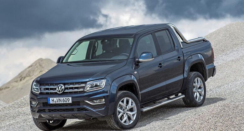 VW Amarok (Leserwahl 2018)