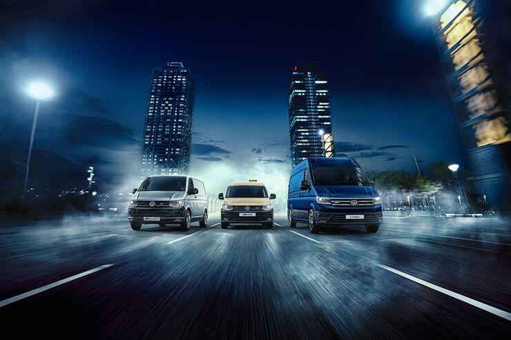 VW und ABT bauen Stromer