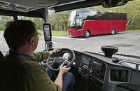 Van Hool EX Clubbus 2020 Mirrorcam Außenspiegel digital Bus