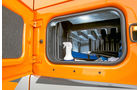 Vergleichstest Euro-6-Zugmaschinen, Stauraum, DAF