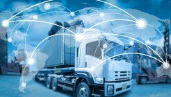 Vernetzung, Digitalisierung, Lkw, digitale Transformation