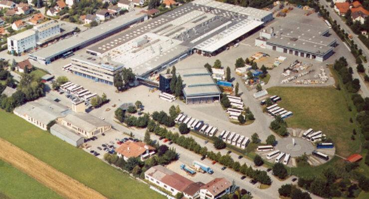 Viseon übernimmt Neoplan-Werk in Pilsting