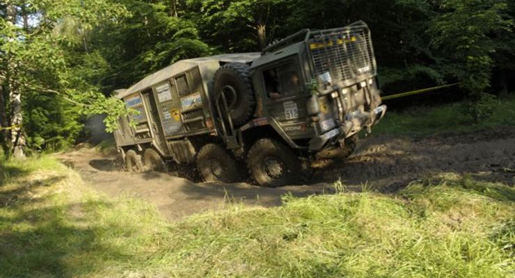 Vogelsang Rallye Truck