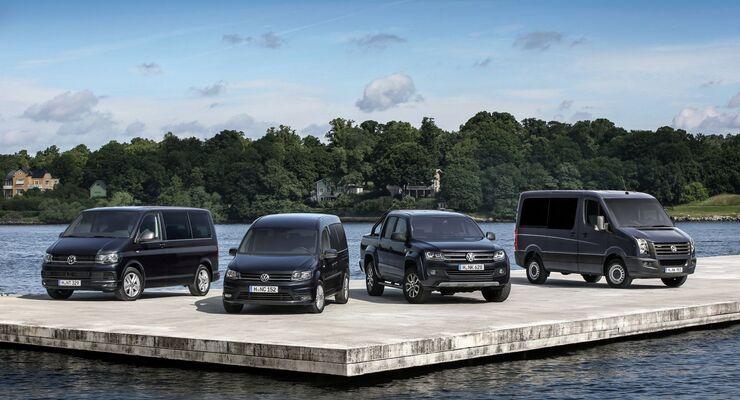 Volkswagen Nutzfahrzeuge, Transporter und Co.