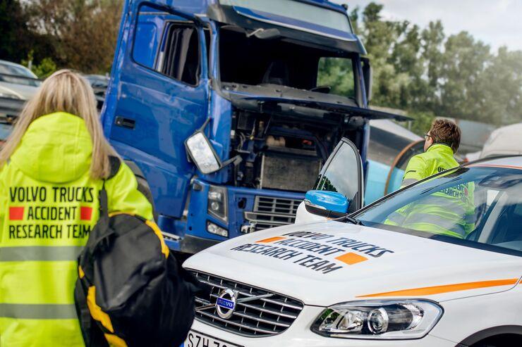 Volvo Trucks Unfallforschung