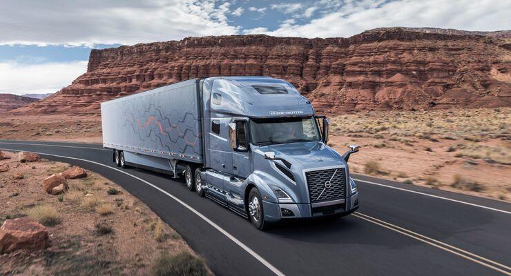 Volvo VNL VNR USA Vorstellung US-Truck Lkw