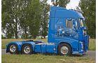 Volvo blau Malkowsky Hedersleben Christian QLB Lang-LKW Supertruck FF 9/2019 9/19 Eduard Malkowsky IFA Airbrush