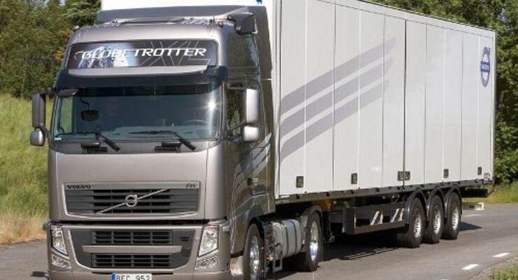 Volvo schließt sich Sicherheitsprojekt an
