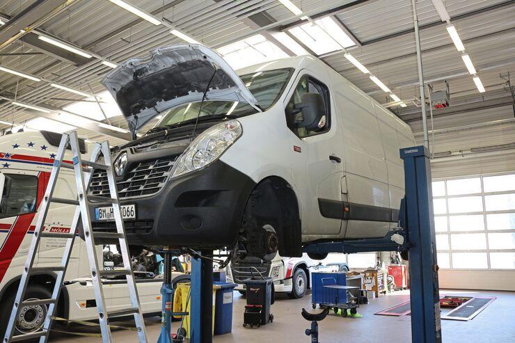 WA Porträt Volvo Trucks Frechen