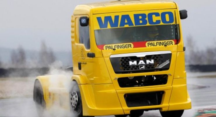 Wabco liefert an Team Allgäuer