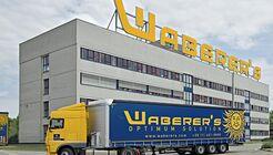 Waberers HQ Zentrale Lkw
