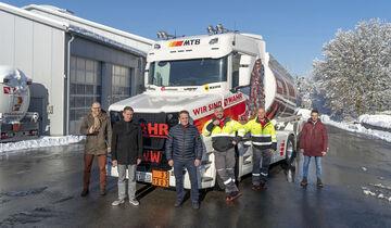 Wahr Energie, Speditionsporträt FF 3/2021, Scania S650T Vlastuin, Hauber, Tankwagen, Tank-Lkw, Tanksattelzug, Mineralöl, Diesel, Benzin
