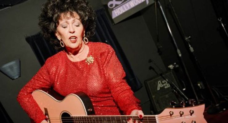 Wanda Jackson gehört zur Rock and Roll Hall of Fame