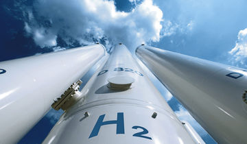 Wasserstoff Verbrenner Verbrennungsmotor H2 2020