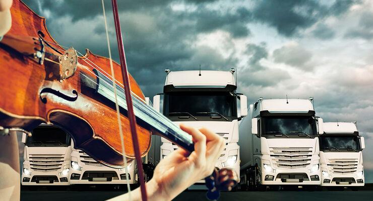 Welche IT-Systeme in der Transportbranche die erste Geige spielen