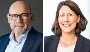 Winfried Hermann, Daniela Schmitt