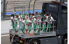 ZF Speditionslounge beim 28. Truck Grand Prix 2013