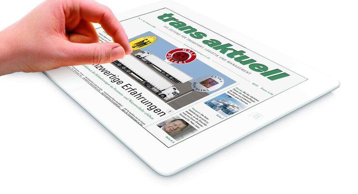 e-Paper trans aktuell