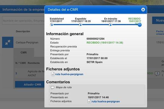 eCMR - der digitale Frachtbrief