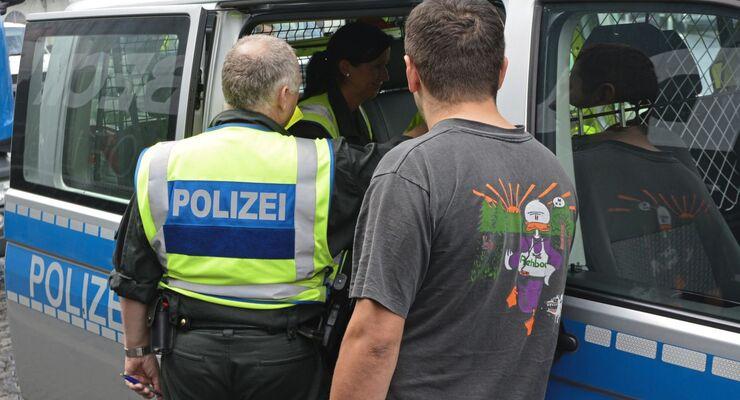 mit Götz Bopp Falsche Urlaubsbescheinigung Kontrolle BAG polizei