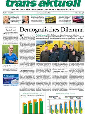 trans aktuell 06/2015
