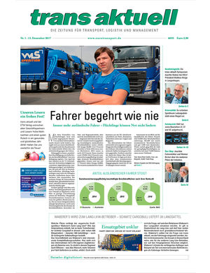trans aktuell 1/2018