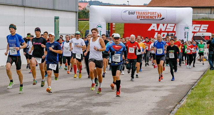 trans aktuell-Lauf Biessenhofen 2016